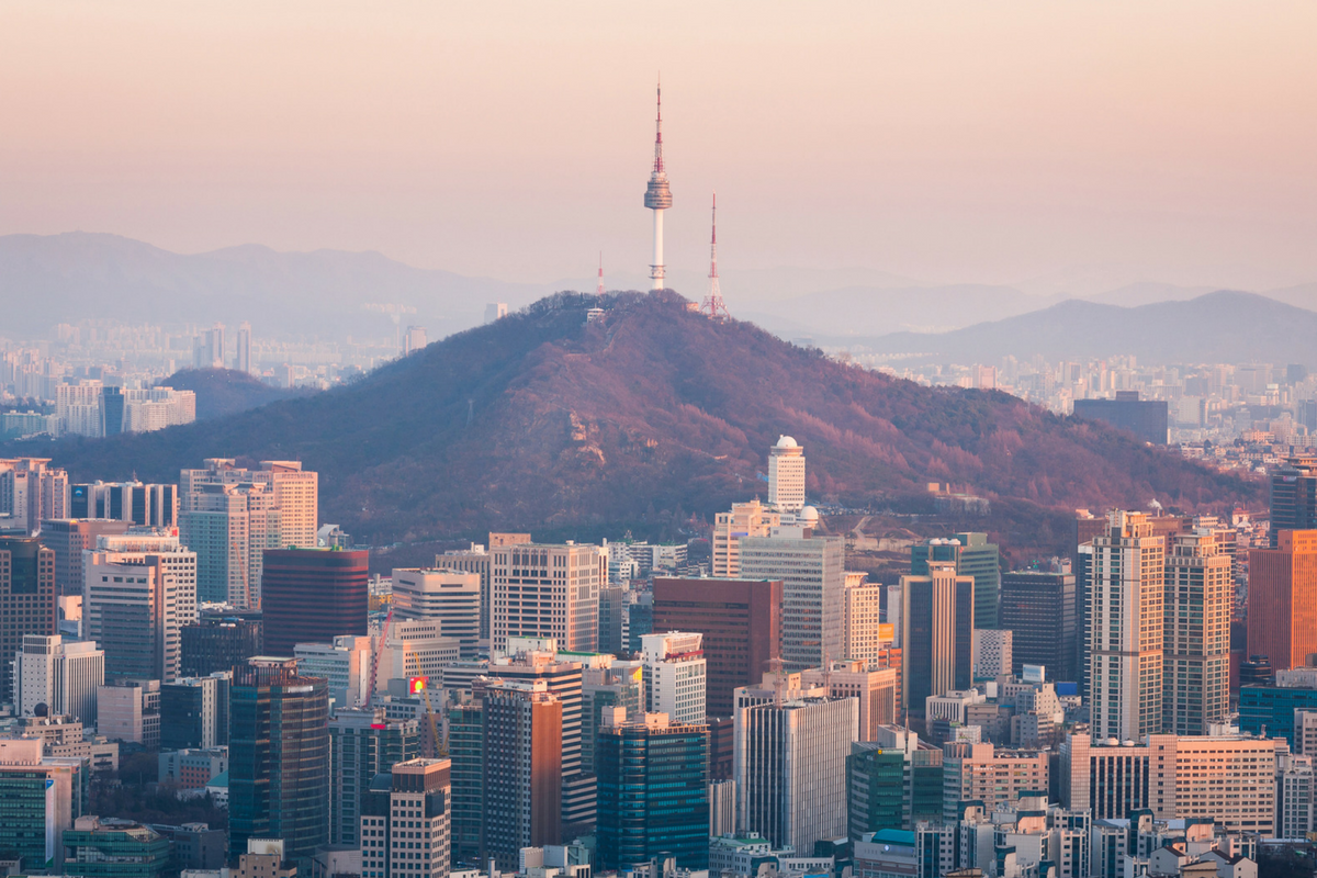 South Korea, Seoul