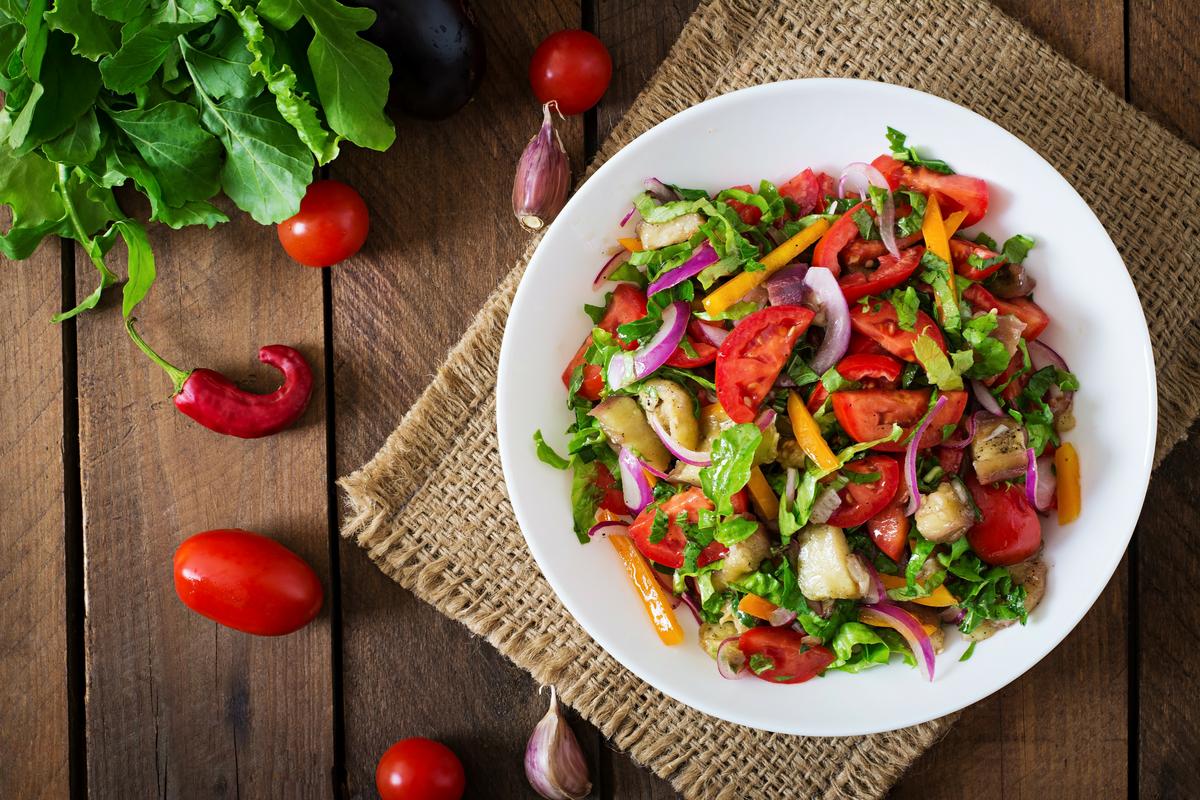 Vegetarian/Vegan Food